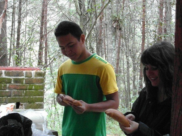 Voluntario en Chiapas