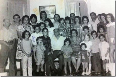 familia Tilô e Dina