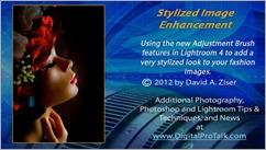 Stylizeed Image Enhancement