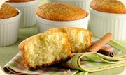 cupcake de maçã e canela