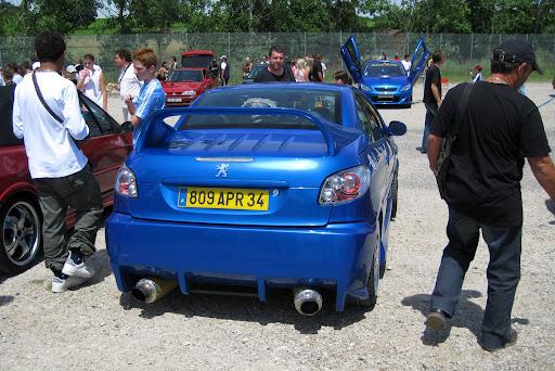 du tuning, Peugeot 206 cc