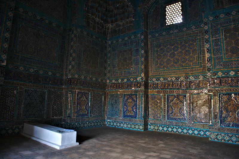 Mausoleu.