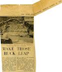 Make those buck leap