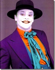 The Joker - Jack Nicholson