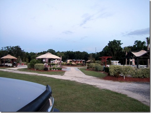 Florida Gateway Resort Campground Jasper Fla.