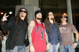 Korn at MTV Asia Awards [2006] via Wikipedia [used under Creative Commons license]