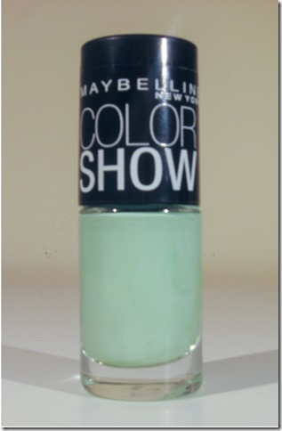 Maybelline Green with Envy