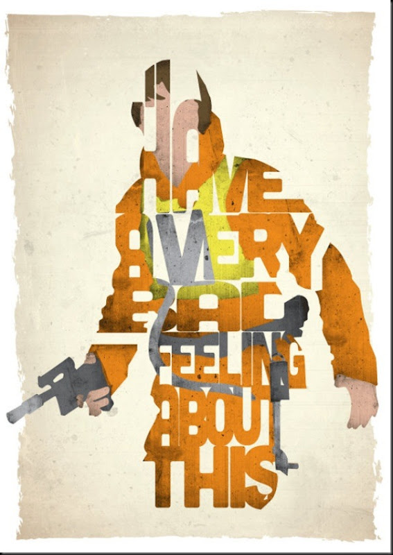 funny star wars movie poster luke skywalker I have a very bad feeling about this