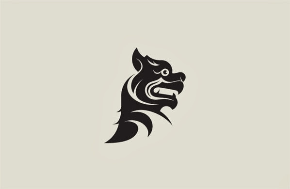 22 ejemplos de hermosos logotipos con estilo ultra minimalista 11