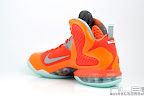 lebron9 allstar galaxy 25 web white Nike LeBron 9 All Star aka Galaxy Unreleased Sample