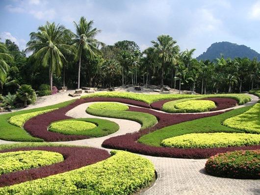 Тропический-ботанический-сад-Нонг-Нуч-Таиланд