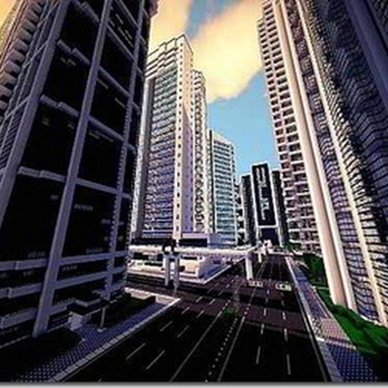 Minecraft 1.2.5–Urbancraft texture pack HD