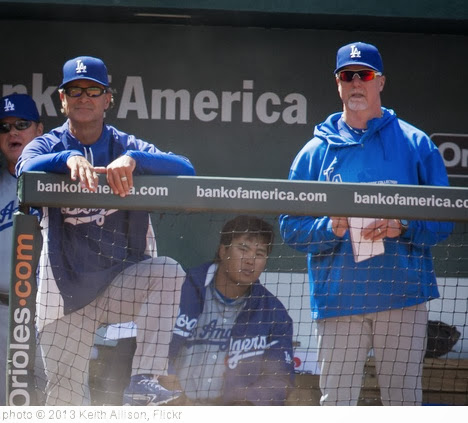 'Don Mattingly, Mark McGwire' photo (c) 2013, Keith Allison - license: http://creativecommons.org/licenses/by-sa/2.0/
