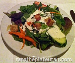 Christopher's Green Salad