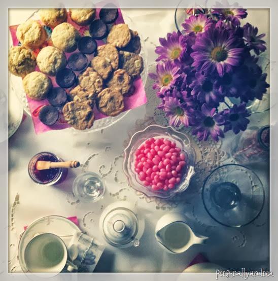 Tea-Inspired Party Favour | personallyandrea.com