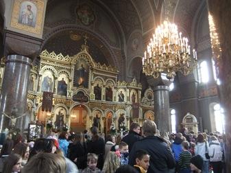 Catedral ortodoxa Uspenski, Helsinki