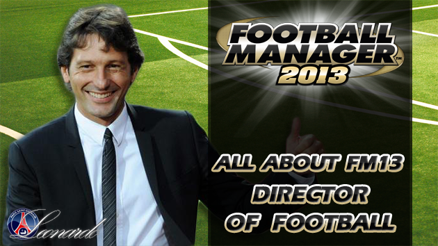 Director of Football FM13