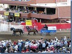 9561 Alberta Calgary Stampede 100th Anniversary - GMC Rangeland Derby & Grandstand Show - Chuckwagon Races