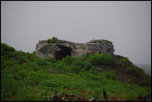 Japanese bunkers Matua