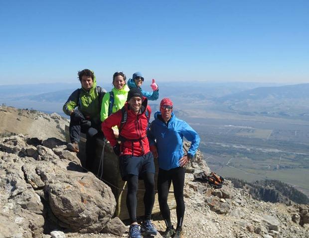 Cody Peak Top of the Mountain