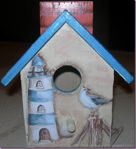 home deco, peinture, collage