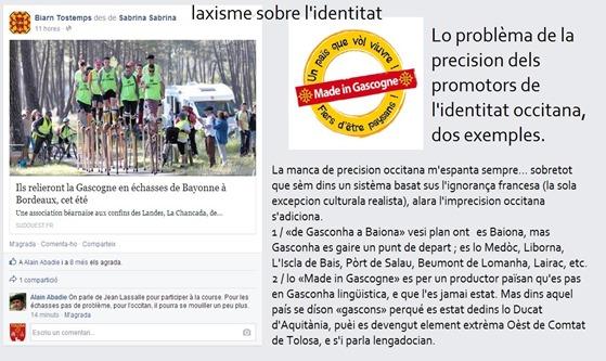 imprecision occitana generalizada laxisme politic