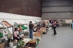 Zondagsmarkt in Prazeres: verser bestaat niet