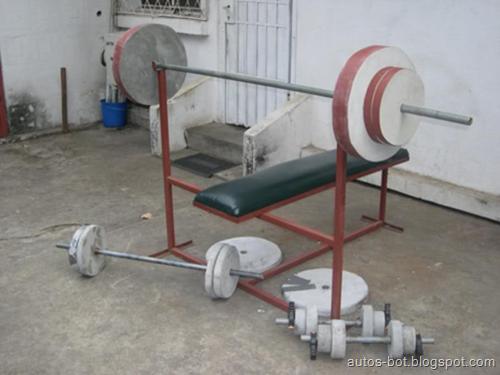 gym-home