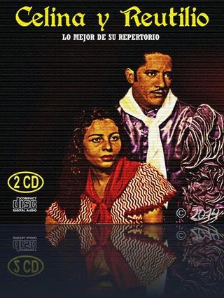 Celina y Reutilio - Lo Mejor de su Repertorio - Front