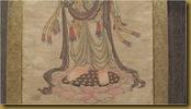 Lukisan Dewi Kwan im - kaki