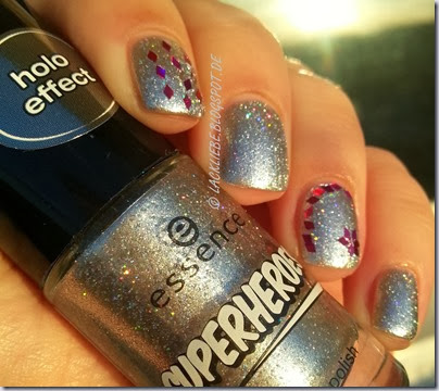 Essence Superhereos Holo effect super, man (3)