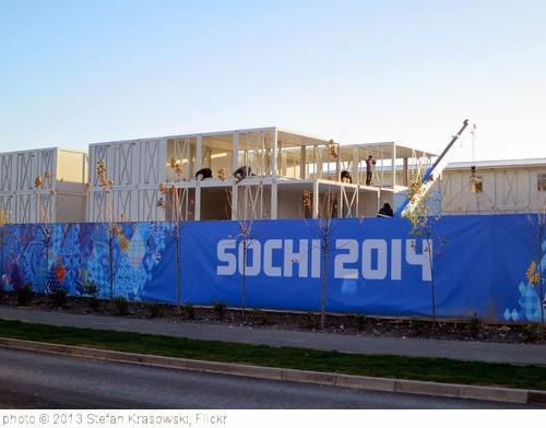 'Sochi Olympics Adler 03' photo (c) 2013, Stefan Krasowski - license: http://creativecommons.org/licenses/by/2.0/
