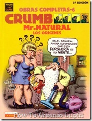 P00006 - Robert Crumb  - Mr Natural los origenes.howtoarsenio.blogspot.com #6