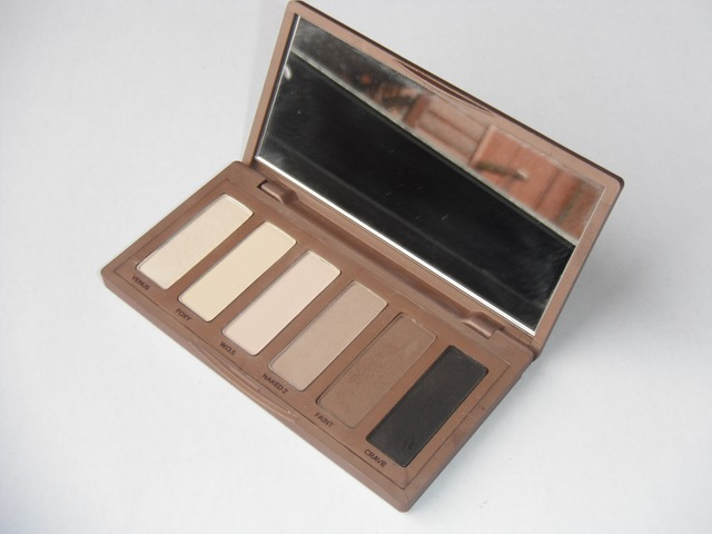 Urban Decay Naked Basics