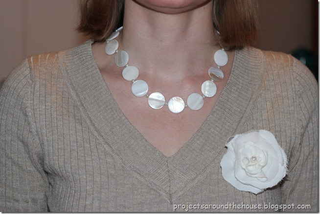 diy necklace jewelry