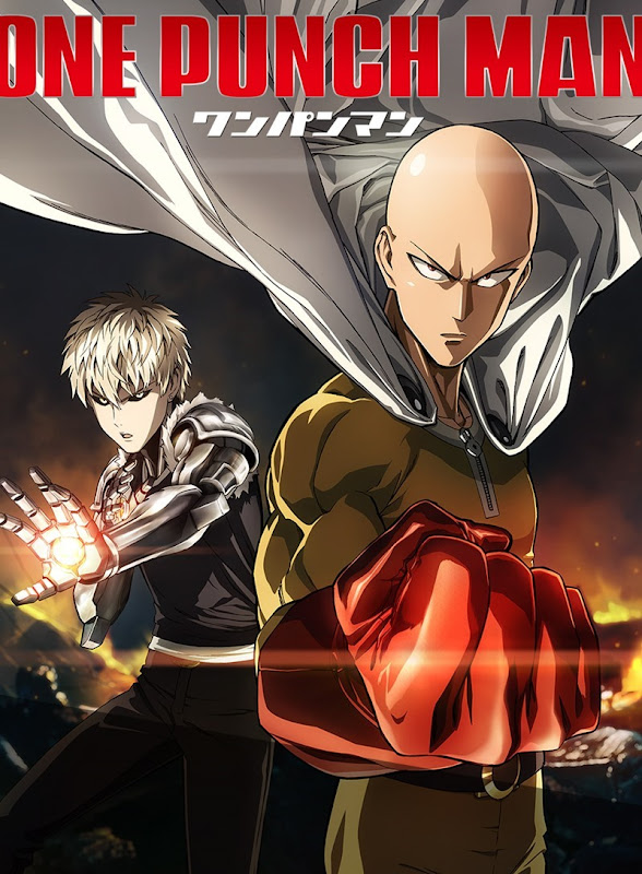 One-Punch Man - anime