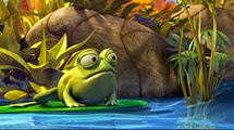 09 la grenouille