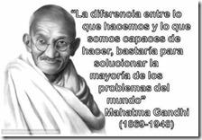 22 - frases de Gandhi (2)