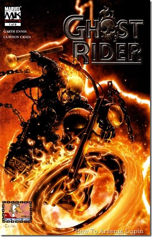 2011-11-18 - Ghost Rider - Camino a la Condenacion