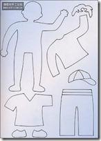 moldes muñecos goma eva (3)