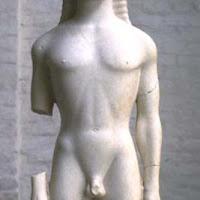 06.- Kouros, Apolo de Tenea