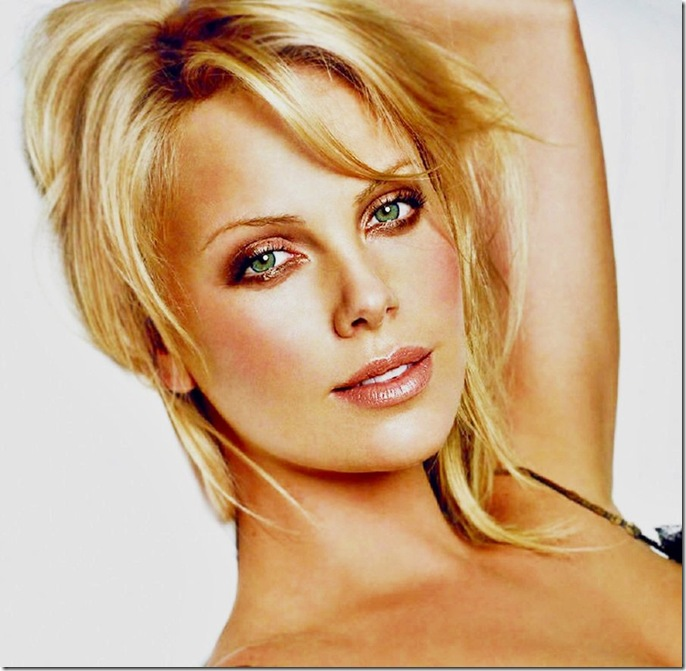 Charlize Theron (28)