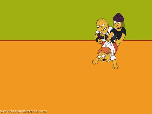 wallpapers os simpsons desbaratinando papel de parede the simpsons  (38)
