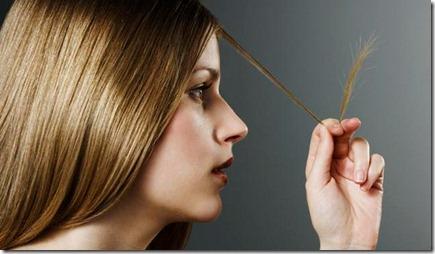 Remedios Caseros para el cabello con Puntas Abiertas
