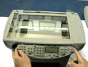 Fix HP 3300 3330 Scanner Bulb Warm Up Error (2)