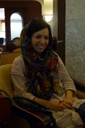 Fata din Iran