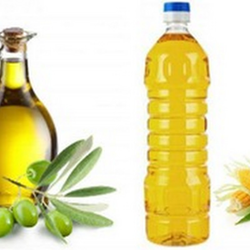 ما هو الفارق بين زيت الزيتون وزيت الذرة؟