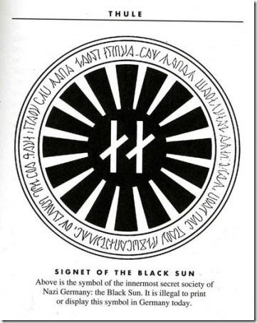 Sol Negro Nazismo