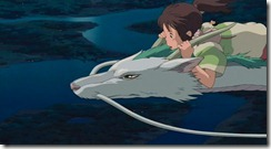 Spirited Away Remembering Haku's Name