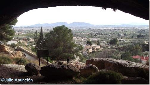 Cueva Negra - Fortuna - Murcia